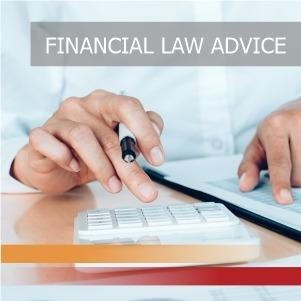 Financial law consulting - Financial law consulting for individuals and legal entities