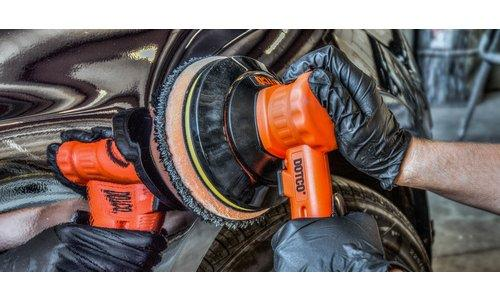 Cleco Zweihandschwingschleifer Getriebe - Cleco Dotco Zweihandschwingschleifer mit Getriebe für die Industrie