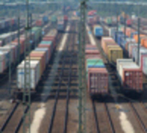 Bahnfracht - null