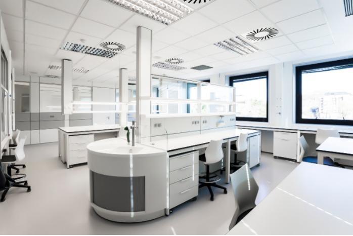 Mobiliario de Laboratorio - Solución S*Line