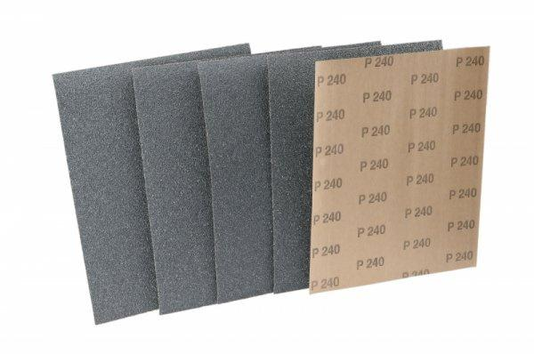 Schleifbogen für Lack / Farbe SR40A - Körnungen: P220, P240, P280, P320, P360, P400, P500, P600, P800, P1000, P1200
