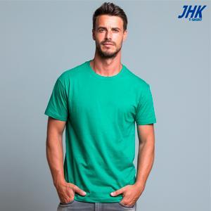 REGULAR T-SHIRT MAN  - REF: TSRA150 Camiseta básica para hombre de manga corta, 100% algodón.