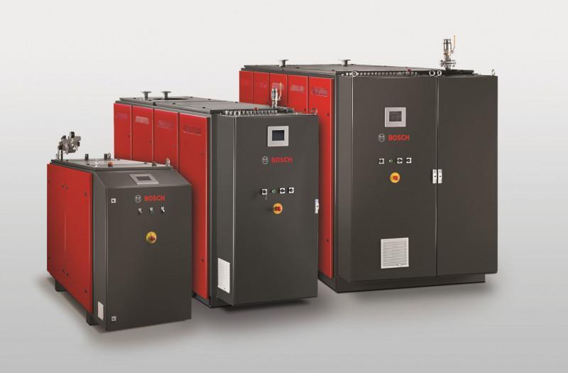 Bosch Módulos CHP - Bosch Módulos de cogeração