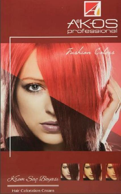 Akos Saç Boyaları,Bakım Ürünleri,açıcılar ve Şampuanlar