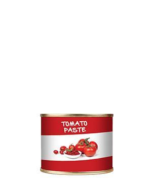Tomato Paste - Tomato Paste Double Concentrate