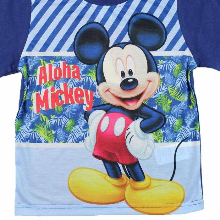 Grossista Licencia Maglietta a maniche corte Mickey  -  Maglietta a maniche corte