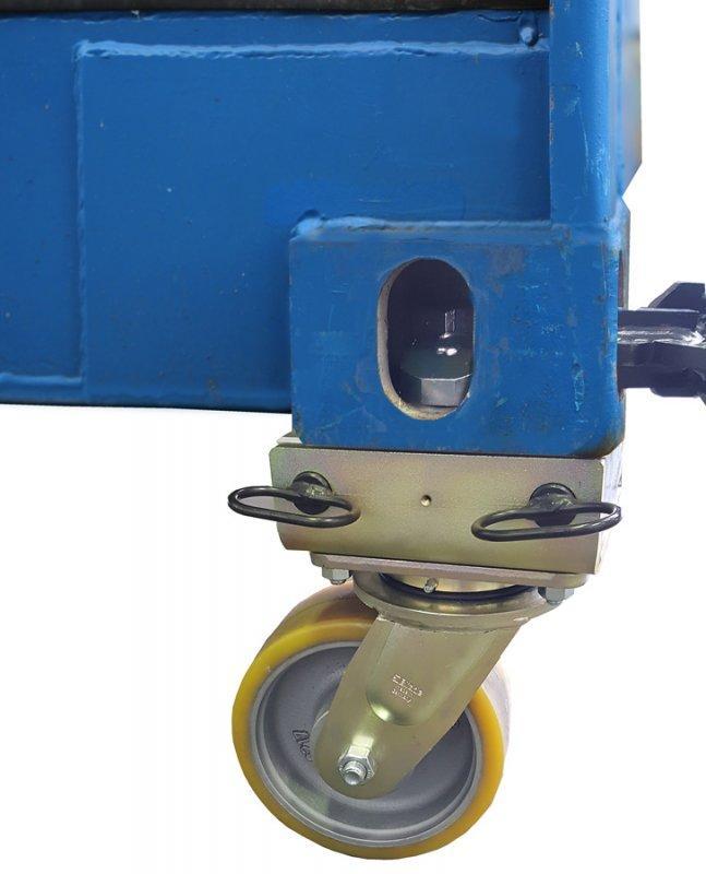 Containerrollen 4336 - 8t - Containerrollen 4336 - 8t um Container auf befestigtem Grund zu bewegen