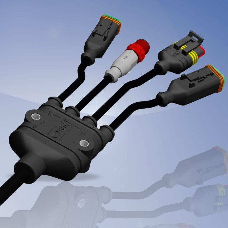 Junction system agricultural technology  type S, M, L - Junction system agricultural technology  type S, M, L