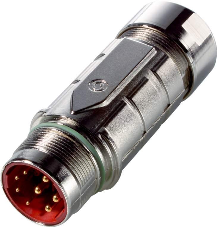 Kits 8 polos EPIC® LS1 - Conector de potencia completo EPIC® LS1 de 8 contactos