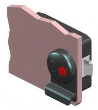 LOCKCARD - SERRATURA ELETTRONICA - Serrature elettromeccaniche