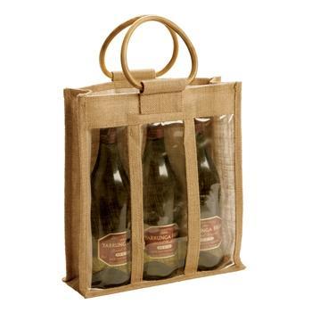 6 Bottle Reusable Wine Tote Bags - 6 Bottle Wine Cooler Bag, Wholesale Various High Quality 6 Bottle Wine Cooler Ba