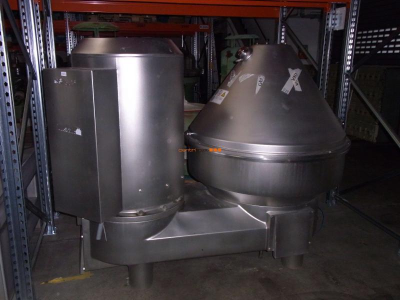 GEA Westfalia Separator Self-cleaning disc centrifuge - CSE 500-01-777