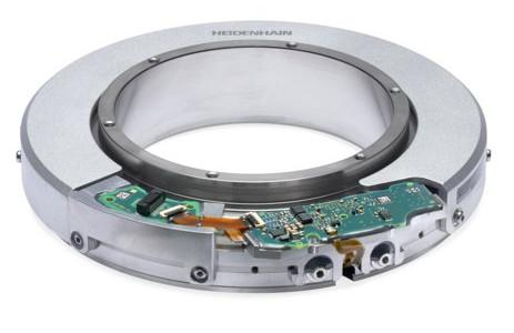 MRP8000系列角度编码器模块 - 内置编码器和轴承的角度编码器模块
