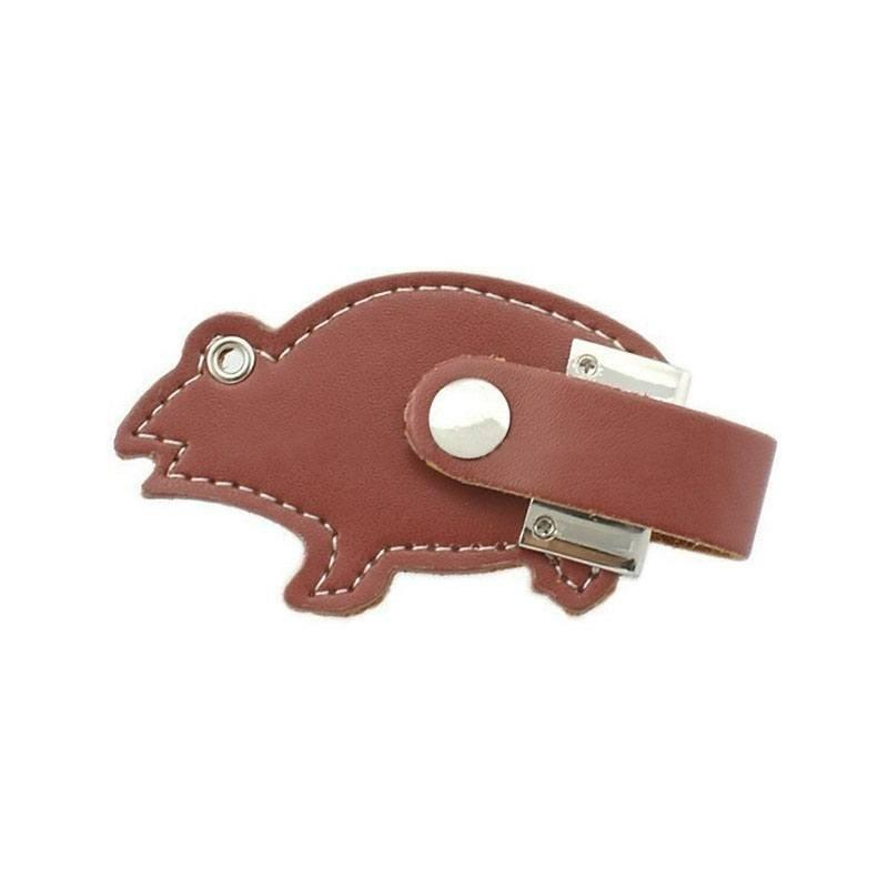 Cle USB Cuir Grenouille - Clé USB cuir