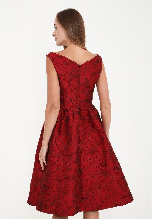 Women's dress - Women dress '' DANAY '' PL5982-0302