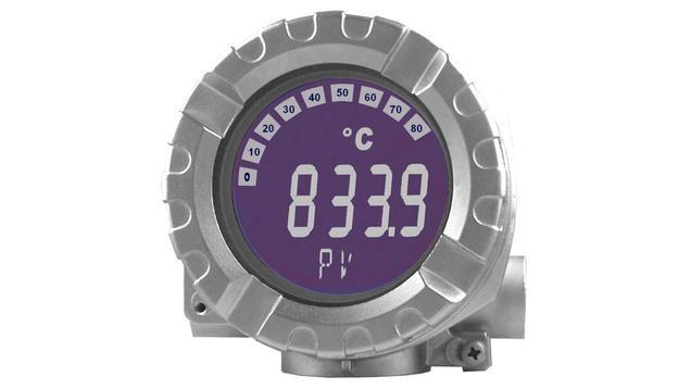 Temperature mesure Thermometres Transmetteurs - transmetteur temperature TMT162