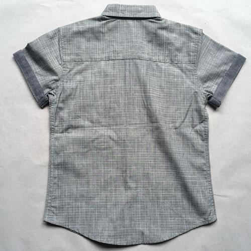 с коротким рукавом рубашки для мальчиков -