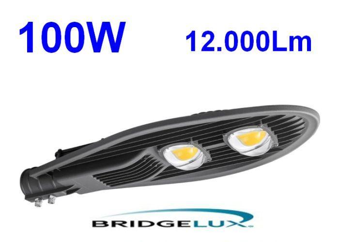 lampione stradale a led - armatura stradale a led 100w