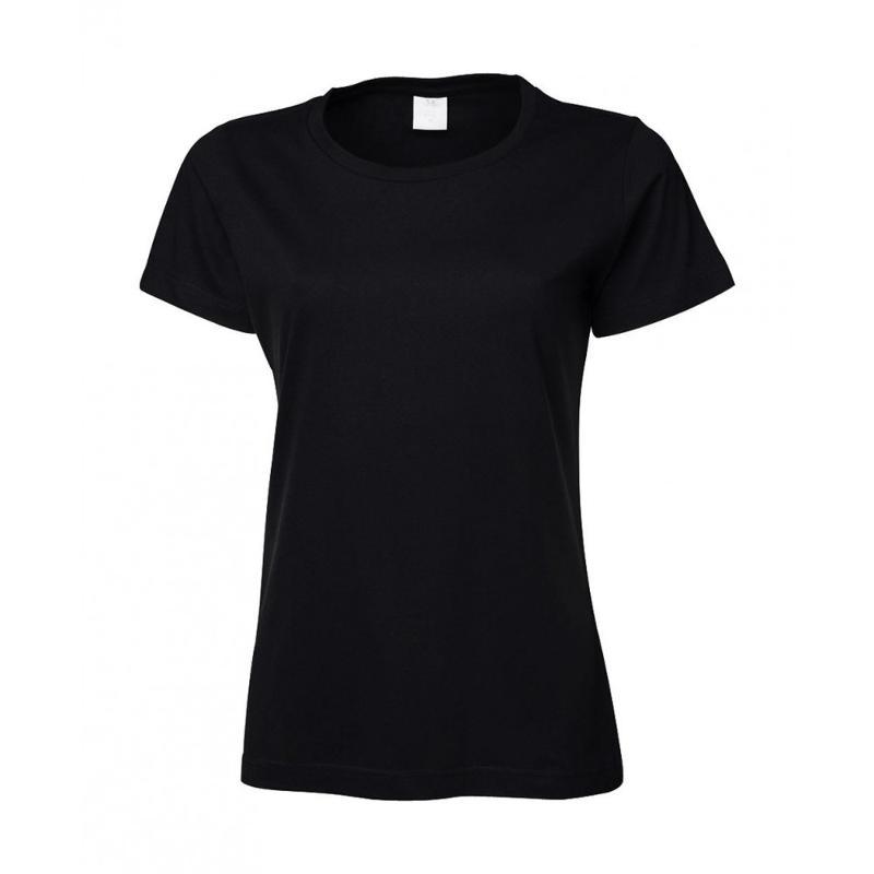 Tee-shirt femme Basic - Manches courtes