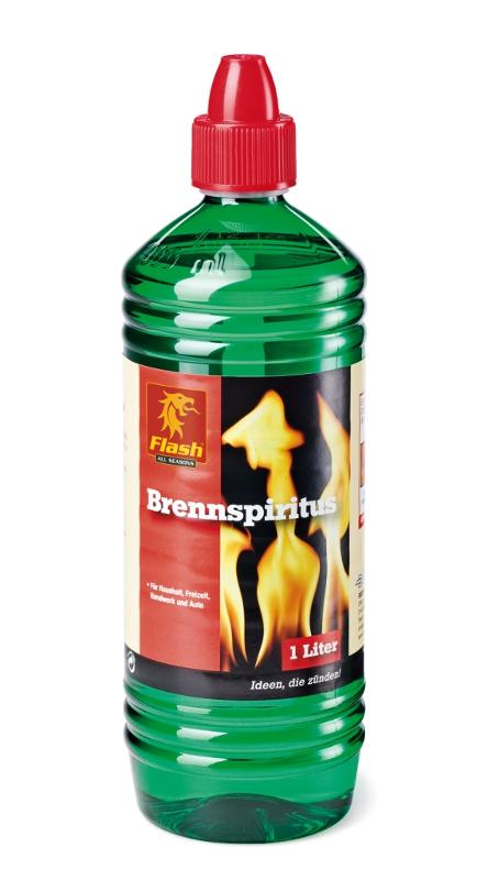FLASH Brennspiritus 1000 ml - null