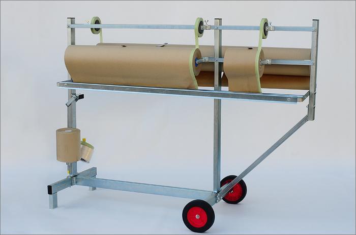 Papierabreißwagen HAMBURG - null