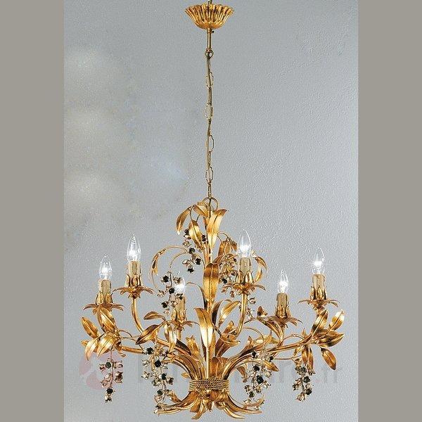 Lustre PIOGGIA D-Oro - Lustres style florentin