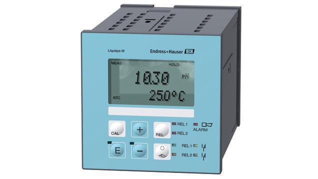 analyse liquides produits - transmetteur pH redox CPM223