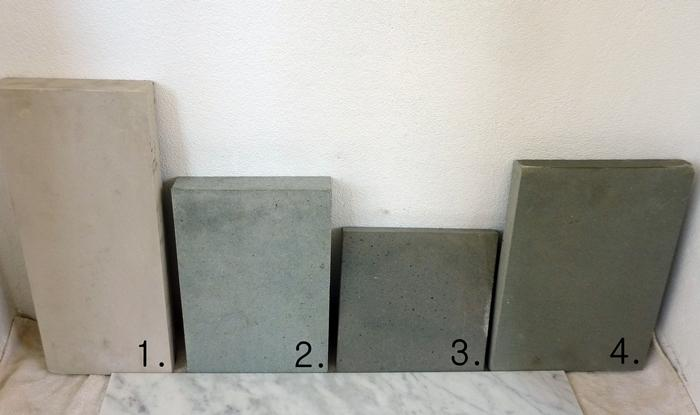 sandstone  - different colors