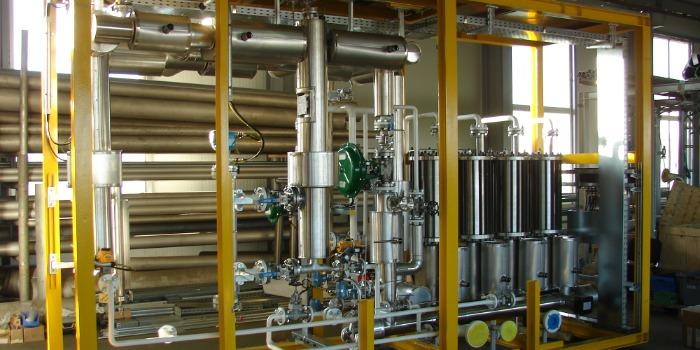 Membrane technology for gas separation - Safe and high performance