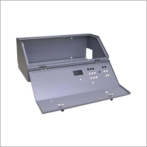 Obudowy pulpitów sterowniczych do maszyn i urządzeń stacjona -