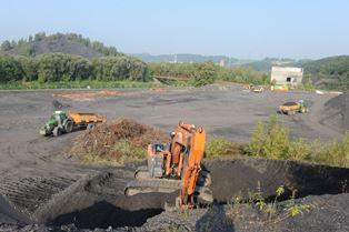 Brownfield remediation -