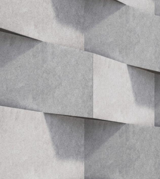Chapas de porcelânico para fachadas -