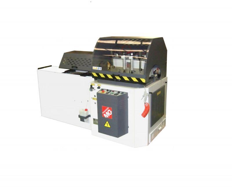 TL-500-AA/2 AVANCE – Aluminiumkreissäge - TL-500-AA/2 AVANCE – Vollautomatische Aluminiumkreissäge