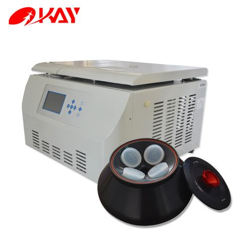 bench top high speed refrigerated centrifuge  - high temperature and cold centrifuge machine OK16R