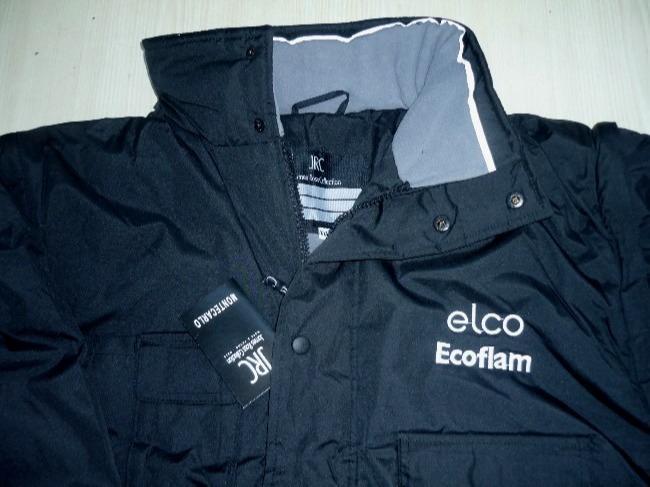 Giacche da lavoro invernali personalizzate - Giubbotti da lavoro per aziende, personalizzati con ricamo o stampa