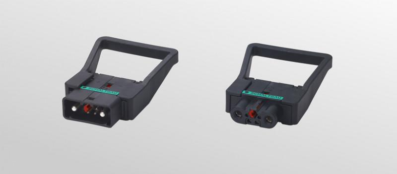 LV and LV-HPC Series charging connectors - Charging connectors; higher current-carrying capacity, DIN VDE 0623-589 standard