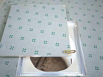 BVA Aluminium Sealed cover - Sealed cover