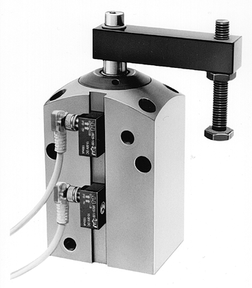 Pneumatic swing clamp - Article ID 1874206