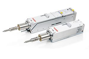 IPA3505 integrated actuator unit and IPM3505 power module - All-in-one ultrasonic welding system for machine integration