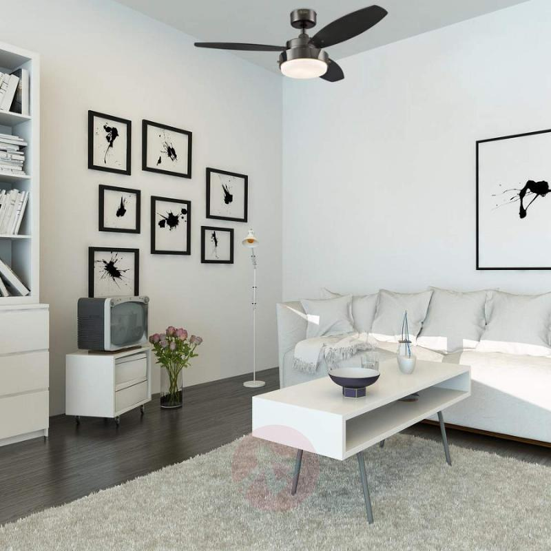 Alloy ceiling fan in a modern colour - fans