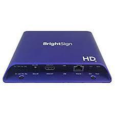 BrightSign HD1023 - Digital Signage-Player - HD1023 - Marktplatz