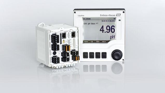 Multi-parameter water analysis controller - CM442R -