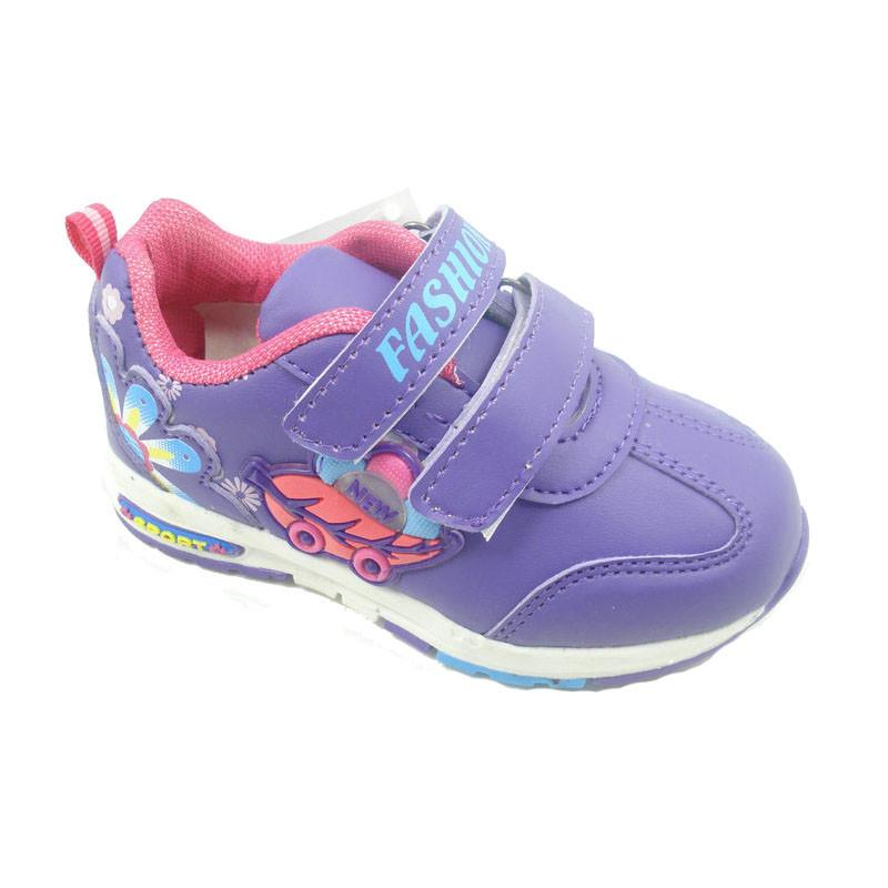 Child fashion sport casual shoes sneakers
