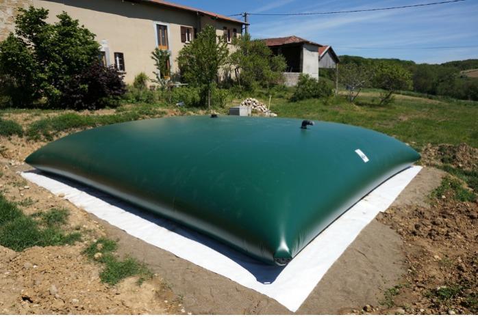GAMMME EAU - Stockage d'eau brute : forage, puits, eau de pluie...