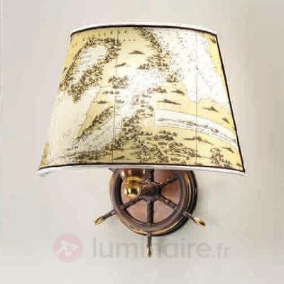 Applique décorative Nautica 1 lampe 30 cm - Appliques classiques, antiques