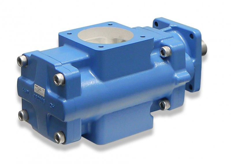 Gear pumps KF 730...1500 - suitable for media with low lubricating properties