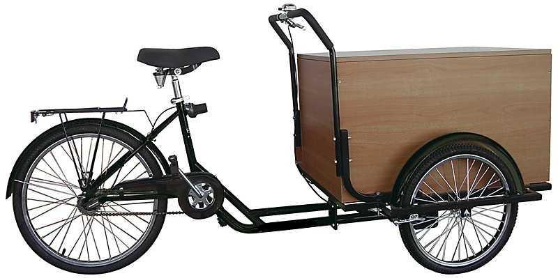 Lastenfahrrad Dreirad Transportrad Cargobike
