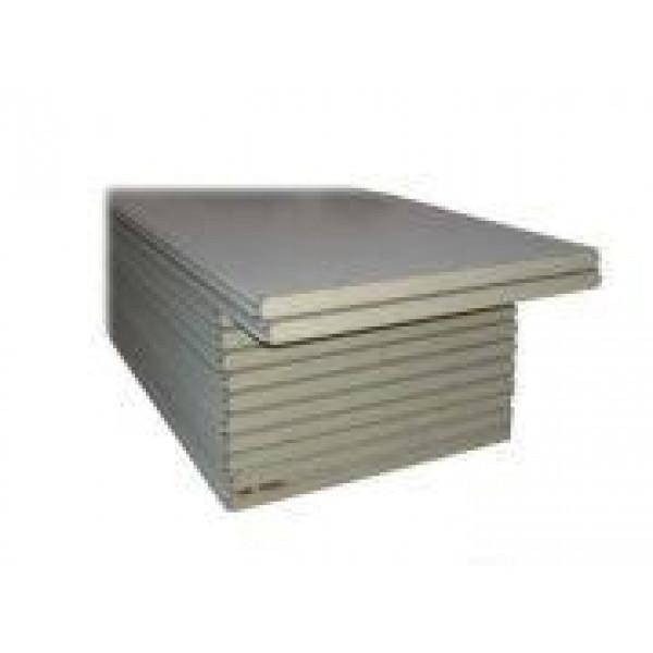 PUR-Paneel 100 - Schnittlänge L = 2100 mm, Breite 1000 mm - Kälte Kühlraum