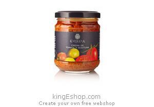 Tapenade d'olives aux tomates - Référence : 9905