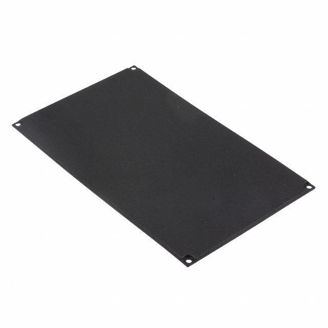 PCB SHIELD 100X160MM UL94 V-0 BK - Schroff 61000007